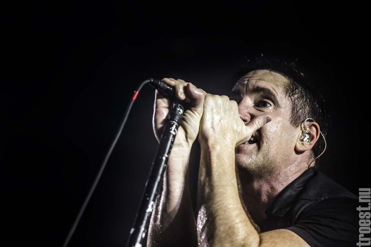 Nine Inch Nails @ Forum 13 May 2014 - PHOTOS / PETER TROEST