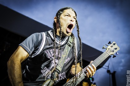 Metallica - Rob Trujillo