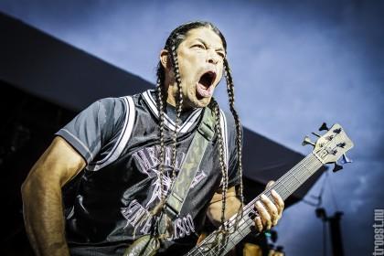 Metallica - Rob Trujillo