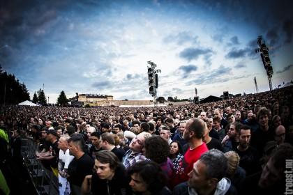 Metallica - View to the Horsens Prison